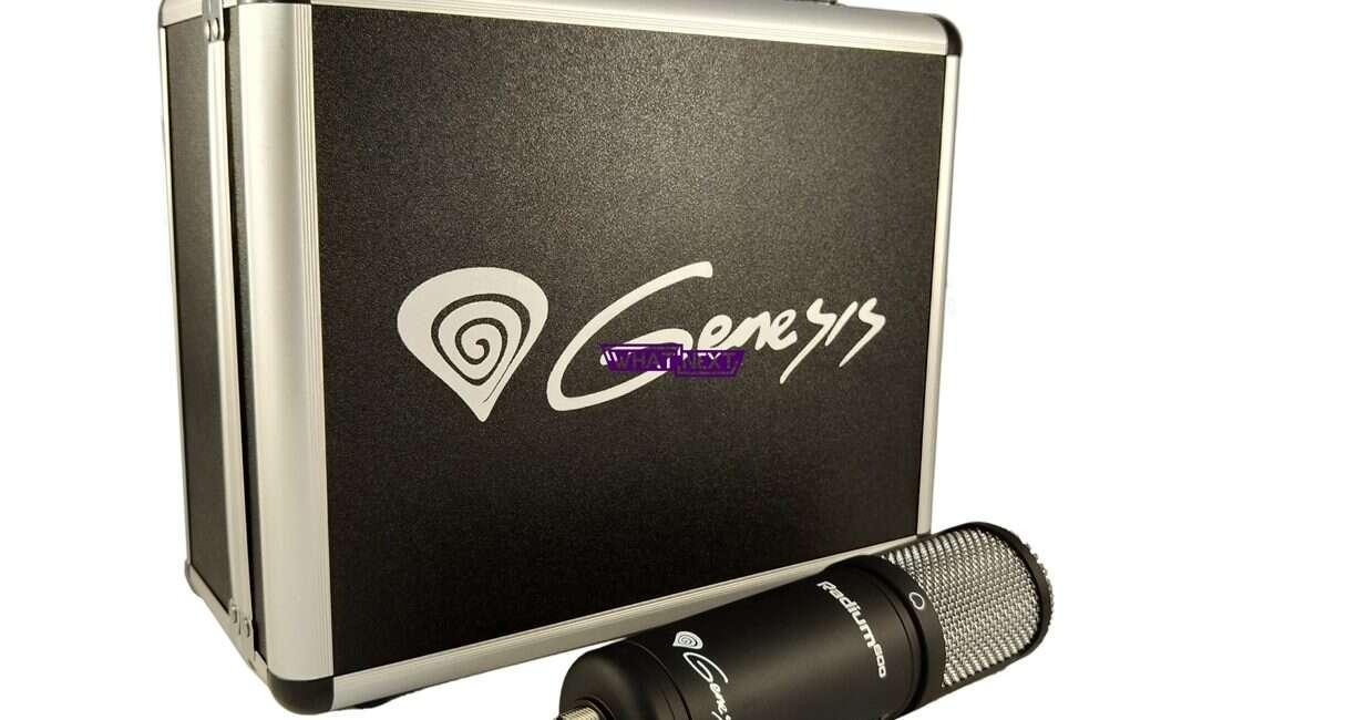 Test mikrofonu Genesis Radium 600