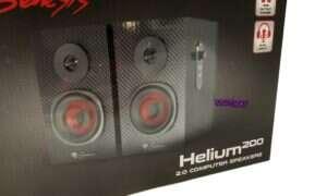 Test głośników Genesis Helium 200