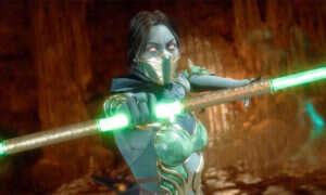 Jade w Mortal Kombat 11 – jak wygląda bohaterka?