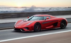 Następny supersamochód Koenigsegg bez wałka rozrządu