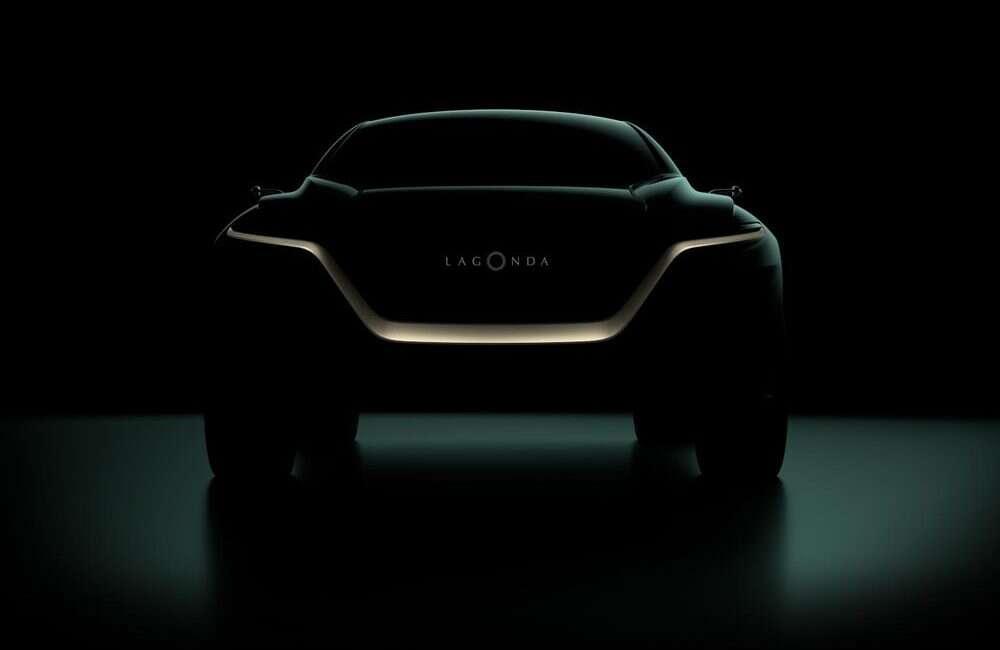 Zapowiedź nowej wersji elektrycznego Lagonda All-Terrain od Aston Martin