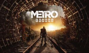Łatka Metro Exodus na PC poprawia oprawę graficzną gry
