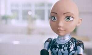 Uczący dzieci programowania robot Little Sophia trafił na Kickstartera