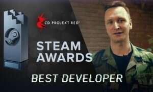 CD Projekt Red z mianem najlepszego producenta