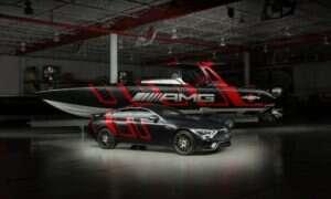 Oto owoc współpracy Mercedes-AMG i Cigarette Racing