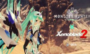 Monster Hunter World x Xenoblade 2 – kto jeszcze trafi do gry?