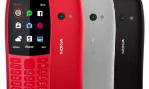 Nokia 210 to najbardziej przystępny cenowo smartfon od HMD Global