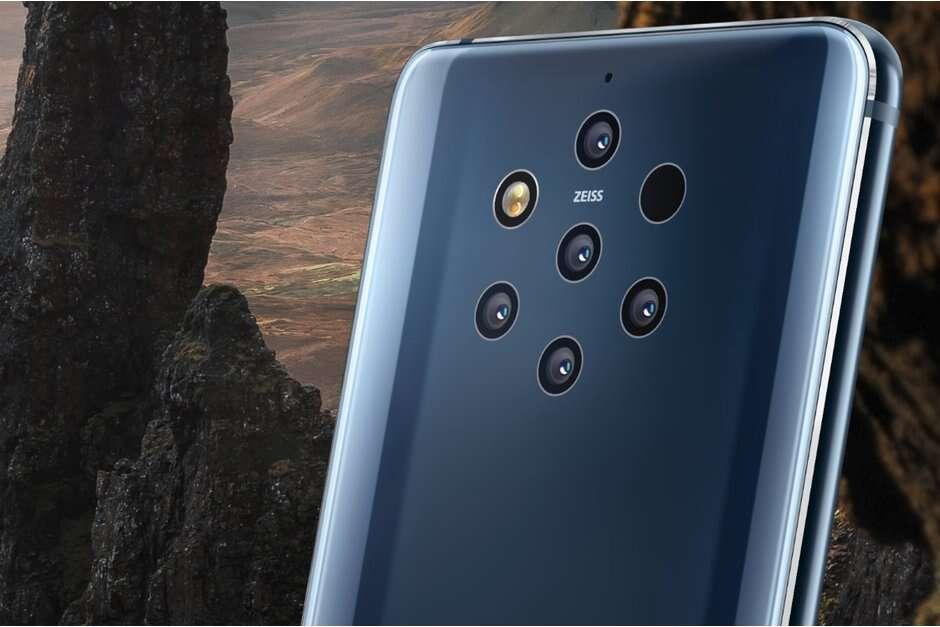 Nokia 9 PureView, premiera Nokia 9, parametry Nokia 9, specyfikacja Nokia 9, aparaty Nokia 9, cena Nokia 9