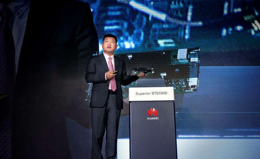 Huawei, 5G Huawei, sieć 5G Huawei, bezpieczeństwo Huawei,