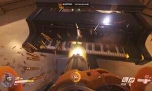 Pianino w Overwatch to nowy hit – gracze zamiast się strzelać wolą na nim grać