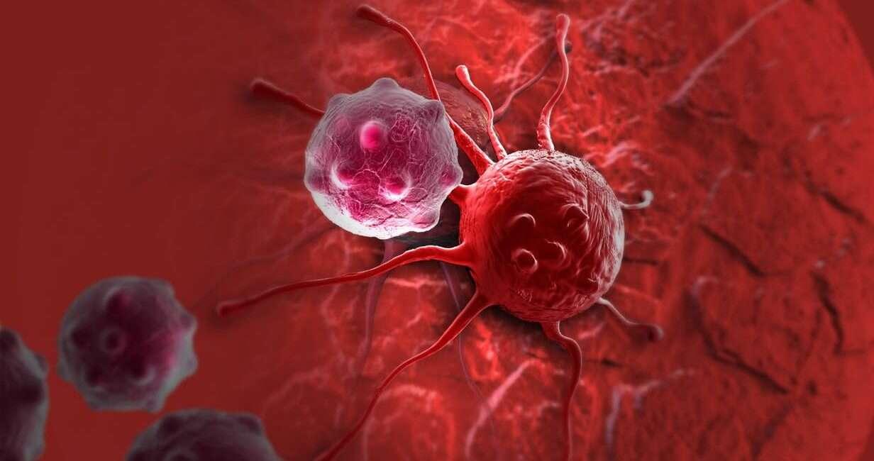 platyna, cząsteczki platyny, rak wątroby