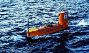 Chiny przetestowały łódź służącą do badania atmosfery nad oceanami