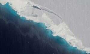 NASA odnalazła olbrzymią podziemną jaskinię na Antarktydzie
