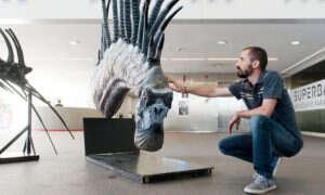Ten kolczasty dinozaur został znaleziony na terenie Argentyny