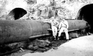 """Japończycy na koniec IIWŚ stworzyli flotę podwodnych """"kamikaze"""""""