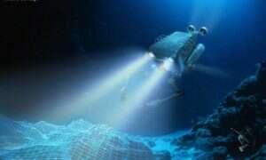 DARPA potrzebuje autonomicznego drona pracującego na dnach oceanów