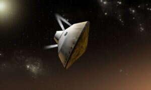 W jaki sposób duże statki kosmiczne mogą wylądować na Marsie?