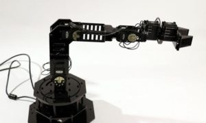 Robotyczne ramię uzyskało częściową samoświadomość