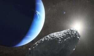 Hippocamp to najnowszy księżyc Neptuna