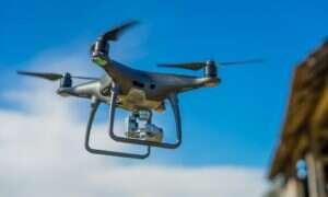 Mężczyzna z Nowego Jorku został aresztowany za zestrzelenie drona