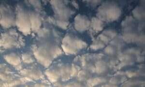Dalszy wzrost emisji CO2 doprowadzi do zniknięcia tych chmur i poważnych zmian klimatu