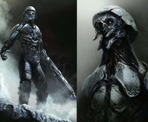Alternatywny wygląd złoczyńców Marvela - Sakaaranie