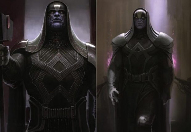 Alternatywny wygląd złoczyńców Marvela - Ronan