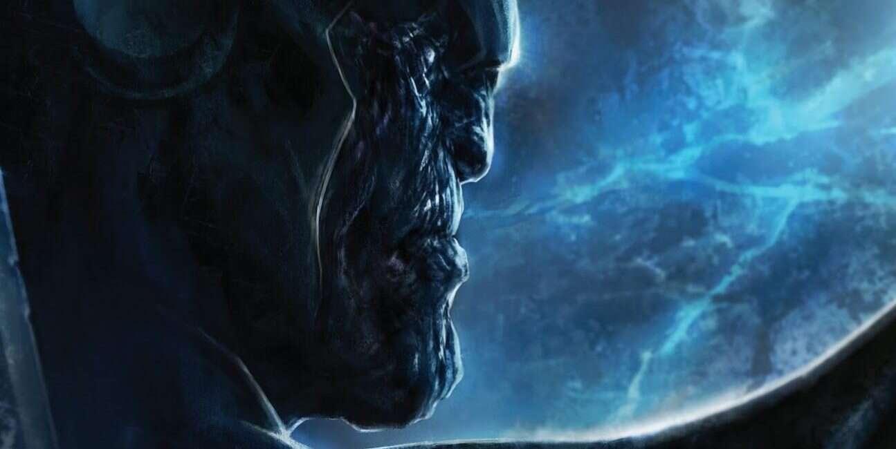 Alternatywny wygląd złoczyńców Marvela - Thanos