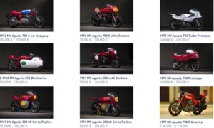 Ta aukcja rzadkich motocykli MV Agusta ma pobić wszelkie rekordy