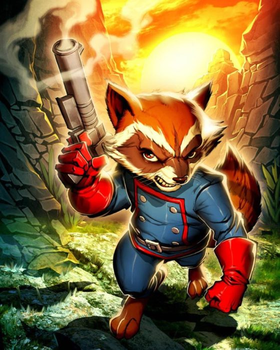 Zwiastun Avengers: Endgame – Rocket w komiksowym stroju