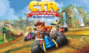 Rozgrywka z Crash Team Racing Nitro Fueled – zobaczcie grę na podzielonym ekranie!