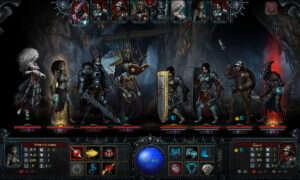 """RPG Iratus: Lord of the Dead pozwoli nam wcielić się w """"tych złych"""""""