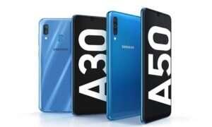 Samsung zaprezentował modele Galaxy A50 i A30