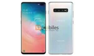 Samsung Galaxy S10+ z Exynosem 9820 przetestowany