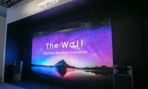 Samsung zaprezentował 292-calowy wyświetlacz z serii The Wall