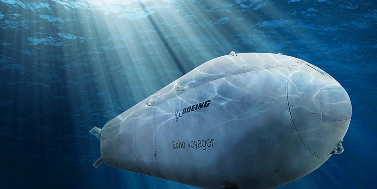 Marynarka USA zamówiła ogromne autonomiczne okręty podwodne Orca od Boeinga