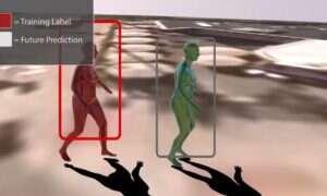 Powstaje system do autonomicznych samochodów przewidujący ruchy pieszych
