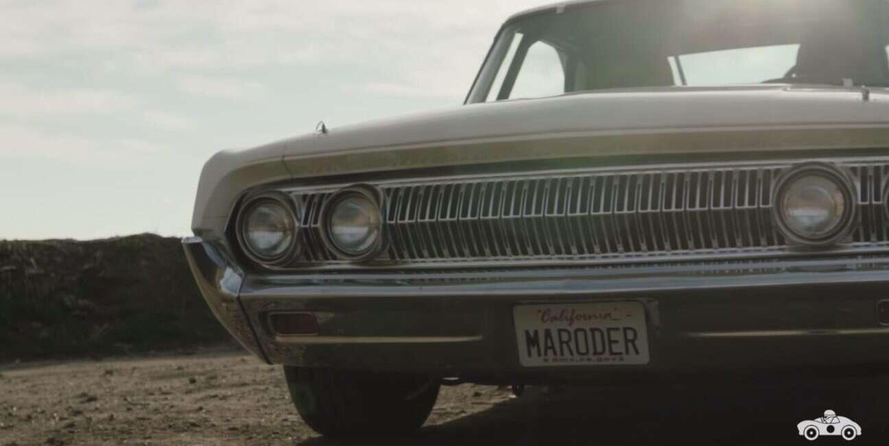 Ten Mercury Marauder z 1964 roku ma za sobą kawał historii
