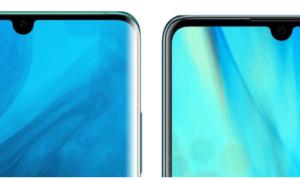 Wyciekły rendery Huawei P30 i P30 Pro