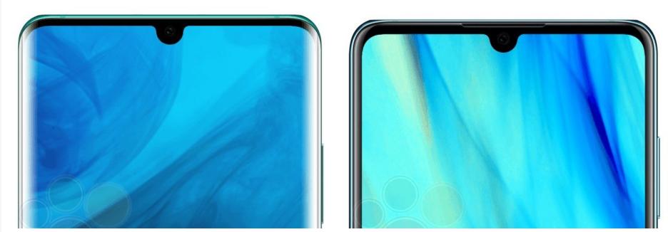 Huawei P30, render Huawei P30, wygląd Huawei P30, zdjęcie Huawei P30, render Huawei P30 Pro, wygląd Huawei P30 Pro, zdjęcie Huawei P30 Pro