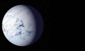 Tłuszcze kopalne pokazują w jaki sposób życie rozwinęło się na zlodowaconej Ziemi