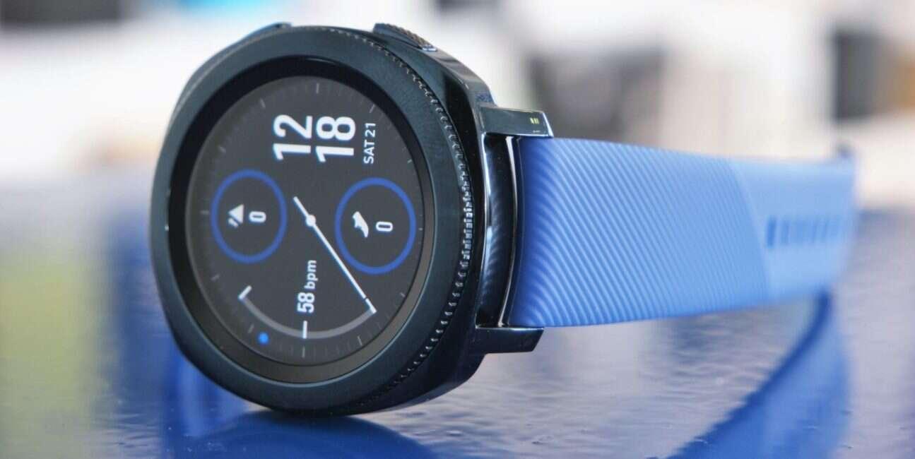 Galaxy Watch Active, samsung Galaxy Watch Active, parametry Galaxy Watch Active