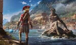 Szanty z Assassin's Creed Odyssey to prawdziwe greckie wiersze!