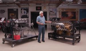 Lamborghini stworzyło tak duży silnik V12, że nie trafił do samochodu
