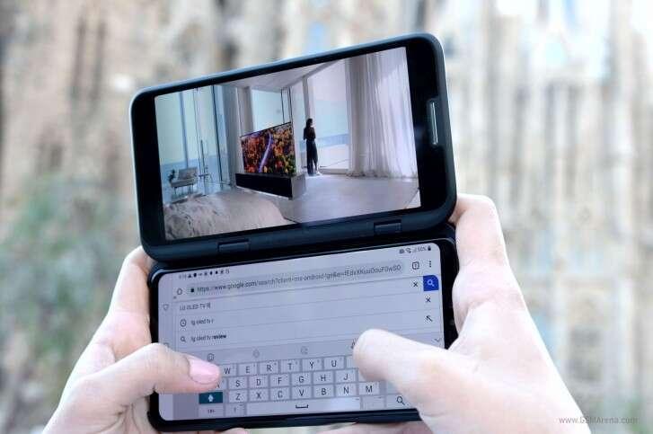 LG, V50, G8, LG V50, LG G8, specyfikacja LG V50, specyfikacja LG G8,