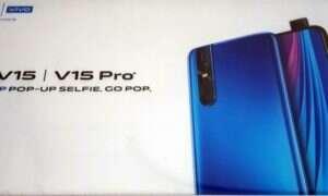 Vivo V15 Pro z 48 MP aparatem