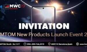 Homtom na MWC pokaże smartfona P1 oraz S88