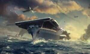 Aktualizacja World of Warships – przejmiemy kontrolę nad samolotami