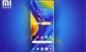 Xiaomi patentuje smartfona z 4 zakrzywionymi ramkami