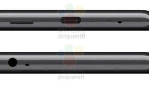 Nowe rendery Sony Xperia L3